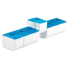 Weekly Pill Organizer with Transparent and Detachable Compartments