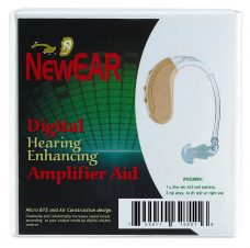 NewEAR Digital Modern High Power Personal Sound Hearing Amplifier